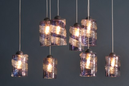 Viola lighting fixture